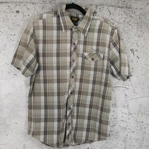 O'NEILL PREMIUM Cali Plaid Shirt Medium